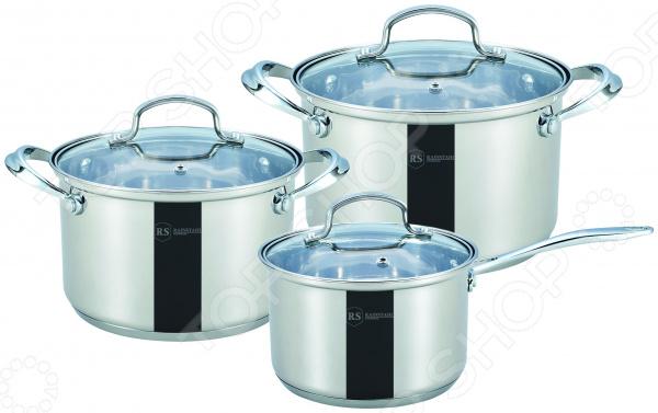 Набор посуды Rainstahl RSCW 1616-06