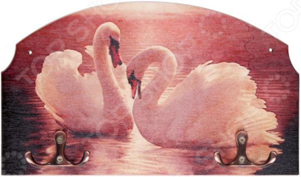 Ключница Miolla «Лебеди» ключницы miolla вешалка ключница угощение