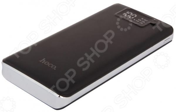 Аккумулятор внешний Hoco B23B-20000 аккумулятор hoco j29b cool square 20000 mah black