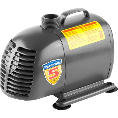 Купить Насос фонтанный для чистой воды Зубр ЗНФЧ-50-3.4