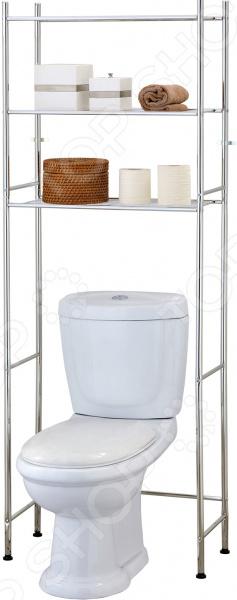 Полка для установки над туалетом Tatkraft Roomy полка для ванной tatkraft mega lock