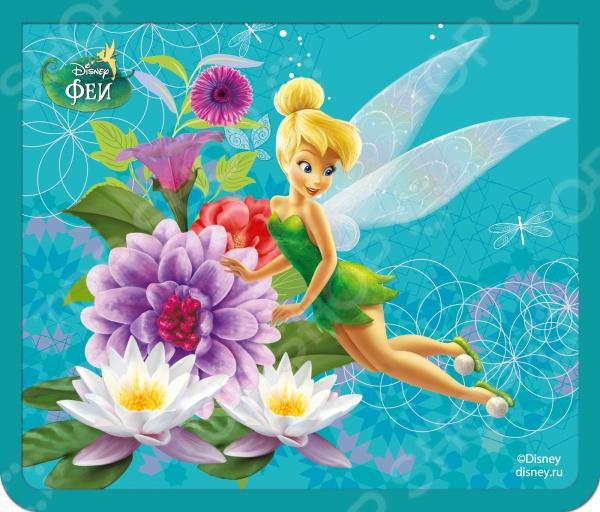 Папка для тетрадей Disney на молнии A4 «Феи»