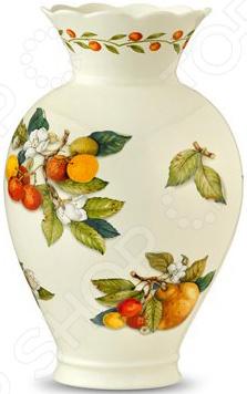Ваза Nuova Cer «Итальянские фрукты» в киеве итальянские босоножки