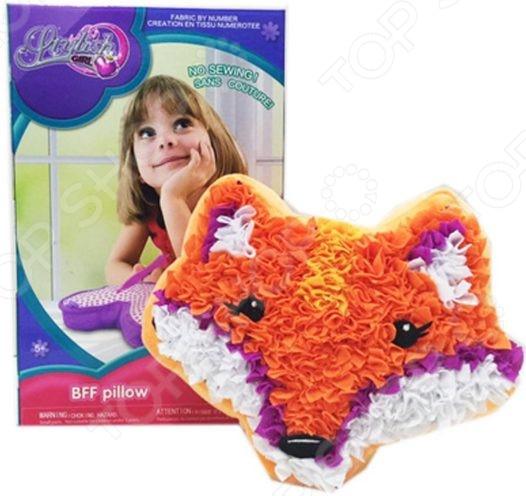 Набор для детского творчества Наша Игрушка «Рукодельница. Лиса» набор для детского творчества наша игрушка рукодельница бабочка