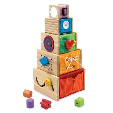 Купить Набор развивающий I'm toy для изучения цветов, форм и размеров