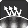 Кроссовки адаптивные женские Walkmaxx Wedge. Цвет: коричневый 13