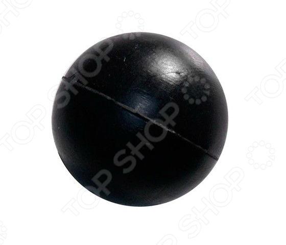 Мяч для метания резиновый 274612 - артикул: 889989