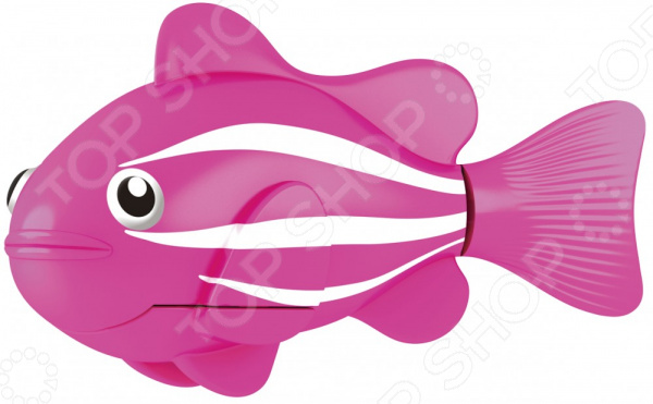 Роборыбка Zuru «Клоун» 2501-2 интернет магазин рыбки в аквариуме