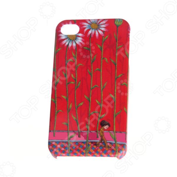 Чехол для iPhone 5 Mitya Veselkov Kafkafive-54 mitya veselkov тюльпановый принт чехол для apple iphone 5 5s
