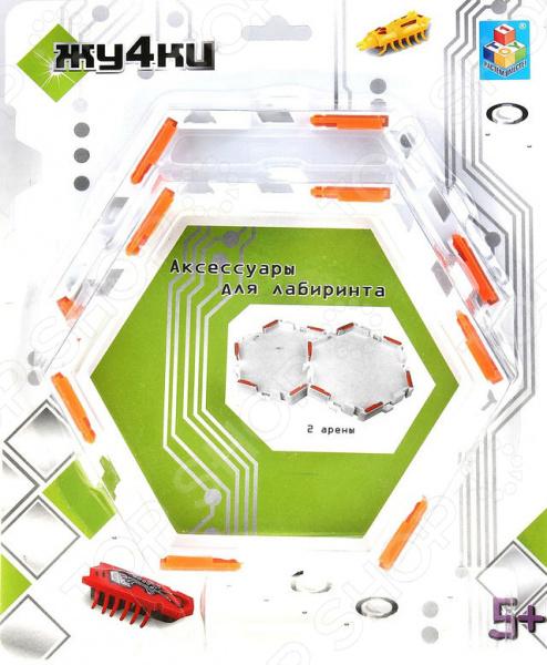 Аксессуар для лабиринта 1 TOY Т54725 Арена Аксессуар для лабиринта 1 Toy Т54725 Арена /