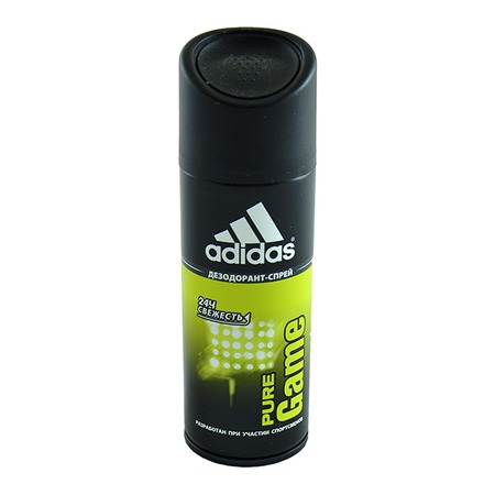 Купить Дезодорант-спрей мужской Adidas Pure Game