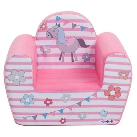 Купить Кресло детское игровое PAREMO «Крошка Ли»