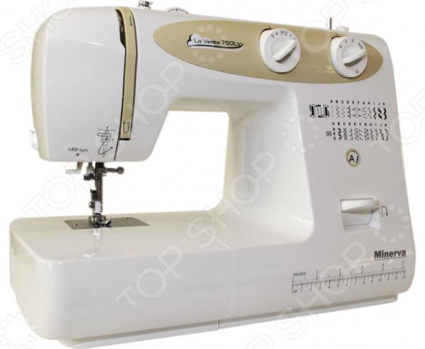 Швейная машина Minerva M-750LV Швейная машина Minerva M-750LV /
