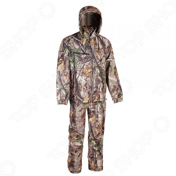 Костюм демисезонный Huntsman «Никс Люкс». Рисунок: светлый лес