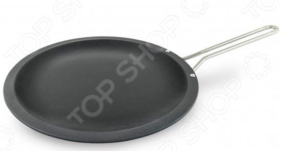Сковорода блинная Нева-металл 9530 купить бу однофонтурную вязальную машину нева в челябинске