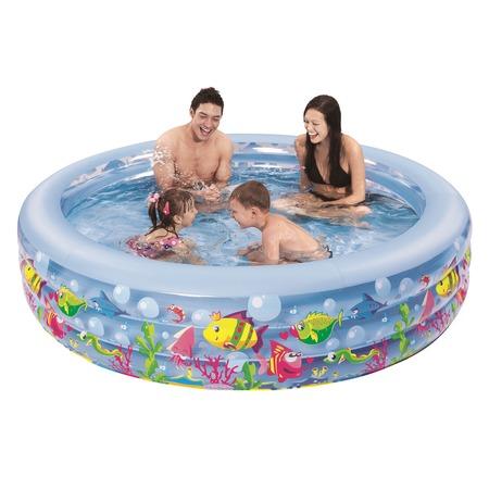 Купить Бассейн надувной Jilong Aquarium Pool JL017027NPF