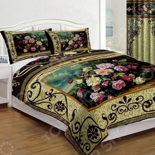 Комплект постельного белья «Розэтти». Евро