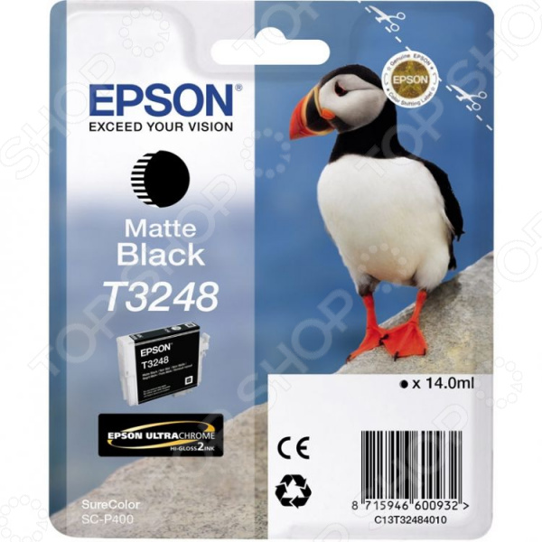 Картридж Epson для SC-P400 ремень для электроточилки work sharp aluminum oxide p400
