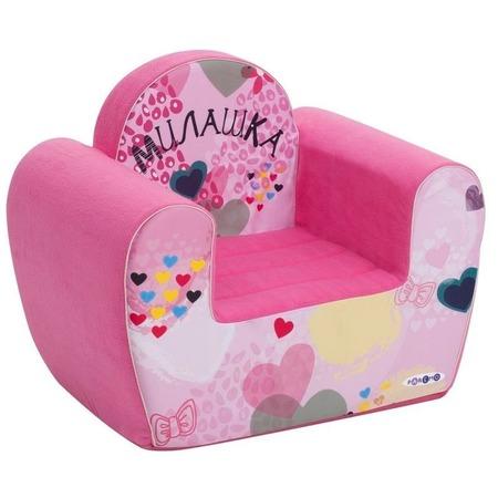 Купить Кресло детское игровое PAREMO «Милашка»