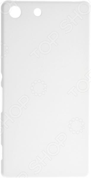Чехол защитный skinBOX Sony Xperia M5 аксессуар чехол накладка sony xperia m5 m5 dual cherry white 8316