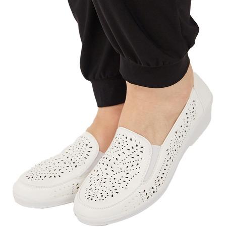 Купить Туфли АЛМИ «Гренада». Цвет: белый