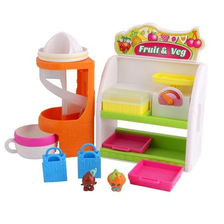 Купить Игровой набор Moose Shopkins «Овощная лавка»