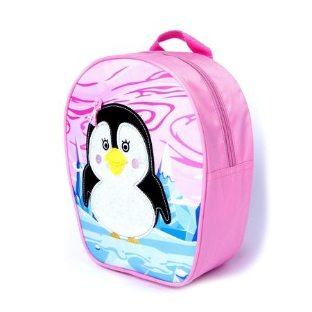 Купить Рюкзак дошкольный Росмэн «Пингвиненок»