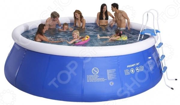 Бассейн надувной Jilong Prompt Set Pools JL017130NG