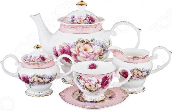 Чайный сервиз Lefard 586-342 чайный сервиз арти м art 586 273