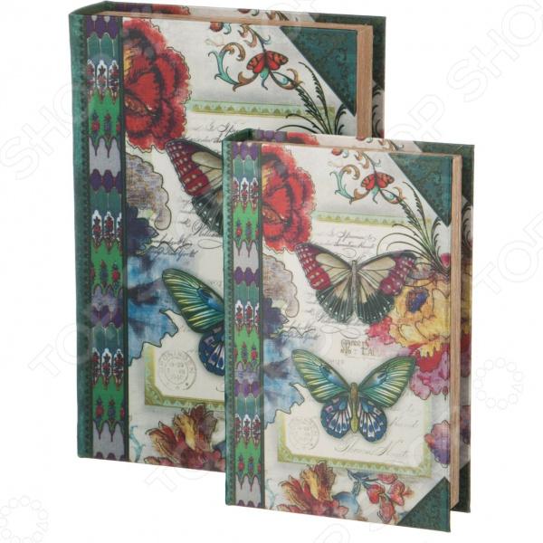 Комплект шкатулок-книг Lefard 184-328