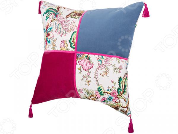 Подушка декоративная «Райский сад» 850-832-6 подушка на стул арти м райский сад