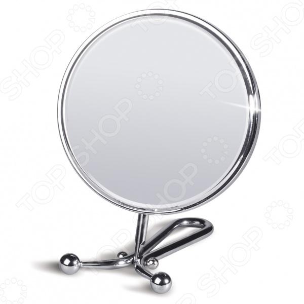 Зеркало косметическое Tatkraft Felicia ёршик для туалета tatkraft mega lock