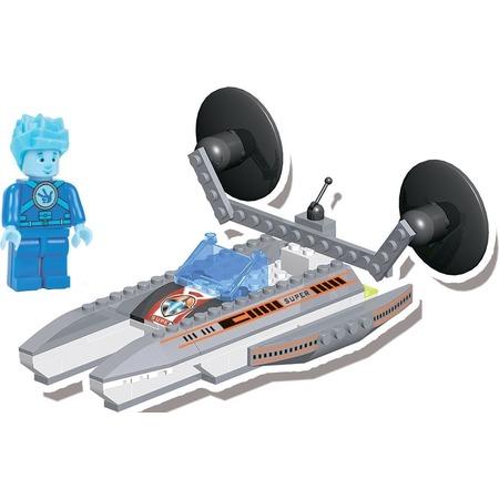 Купить Конструктор для мальчика Город игр «В космосе. Космический корабль будущего»