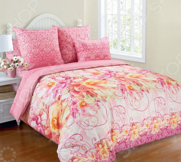 Zakazat.ru: Комплект постельного белья Королевское Искушение «Незнакомка». Тип ткани: сатин. Семейный