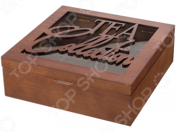 Шкатулка для чая Tea collection 255-101 - артикул: 1915492