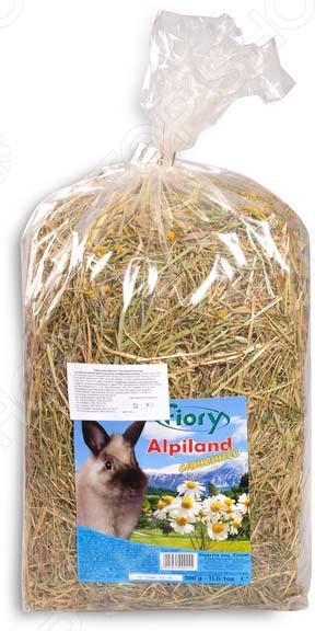 Сено для грызунов Fiory Alpiland Camomile