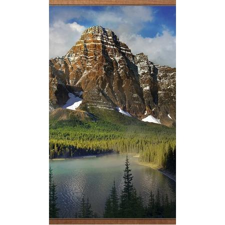 Купить Обогреватель настенный Домашний очаг «Горы»