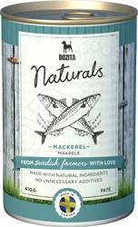 ���� ���������������� ��� ����� Bozita Naturals Pate Mackerel