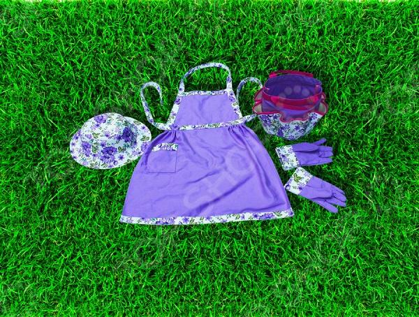Набор подарочный садовый GREEN APPLE G31109-05