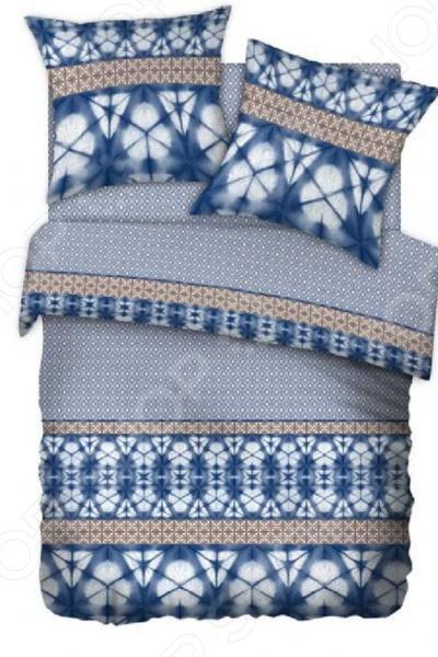 Комплект постельного белья Carte Blanche Shibori