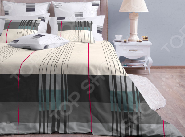 Комплект постельного белья Хлопковый Край «Горизонт» 5053/2