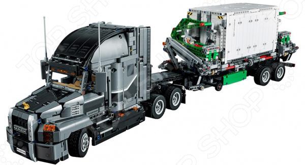 Конструктор-игрушка LEGO Technic «Грузовик MACK»