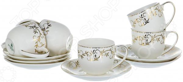 Zakazat.ru: Набор чайный OlAff XX-6CGSRG-01