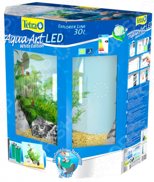 Аквариум Tetra Explorer Line Led Goldfish