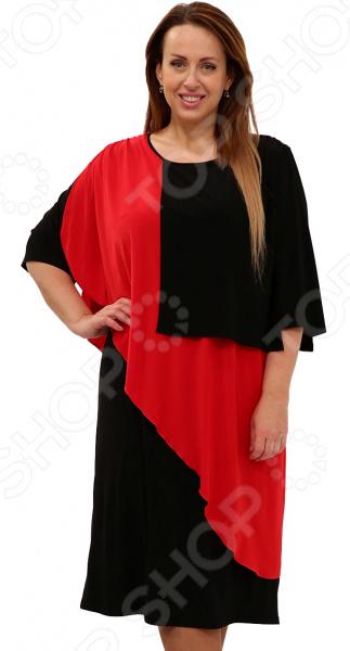 Платье Pretty Woman «Танго двух сердец». Цвет: красный