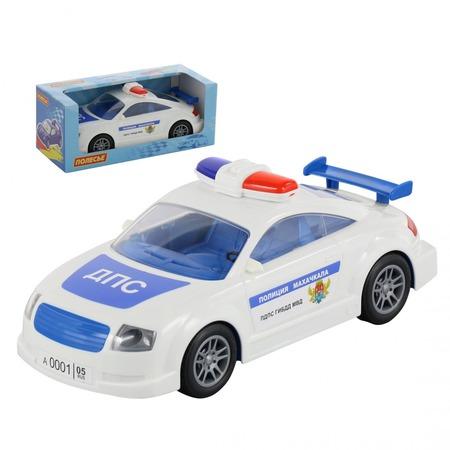 Купить Машинка инерционная игрушечная POLESIE «ДПС. Махачкала»