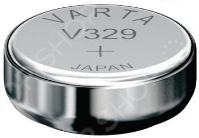 Элемент питания VARTA V 329 бл.1 элемент питания varta v 390 бл 1