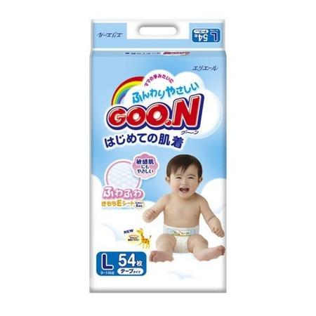Купить Подгузники GOO.N L (9-14 кг)