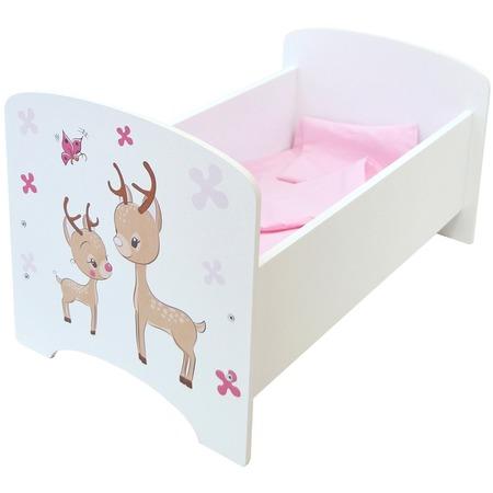 Купить Кровать для куклы PAREMO «Крошка Зуи»