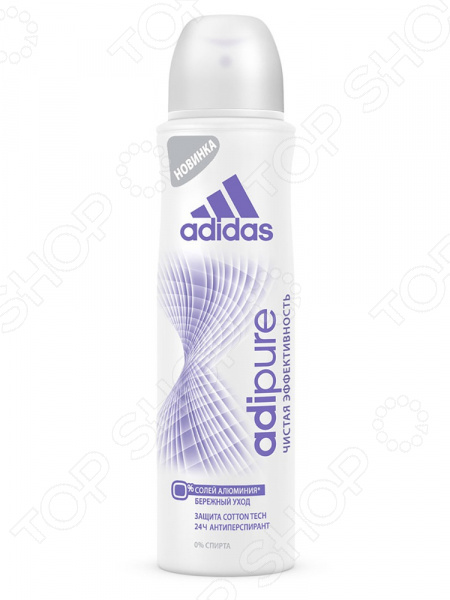 Дезодорант-спрей для женщин Adidas Anti-perspirant Spray Female static female spray cleaning ball stainless steel fixed spray ball